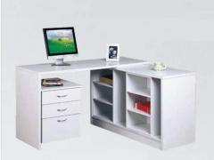 Computer tables corner