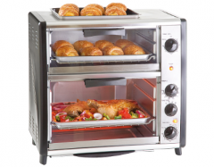 Tiered ovens
