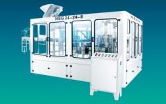 HSG自动含气饮料灌装机