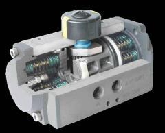 Extruded Aluminum Body Pneumatic Actuator