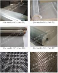 Wire filter mesh machine