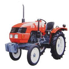 Four wheels farm mini tractor