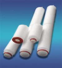 PVDF Membrane Filter Cartridge