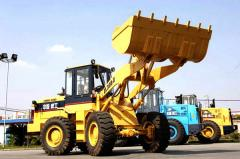 Wheel loader ZL30b-II