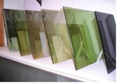 Glass, specialized coating