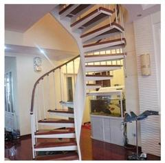 Stairs: winding