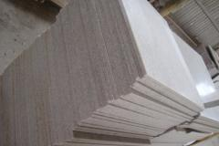 Supply pearl white granite at low price