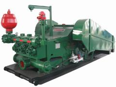 F1600 MUD PUMP PACKAGE  EXPORT TO INDIA