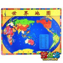 世界之窗行政版图