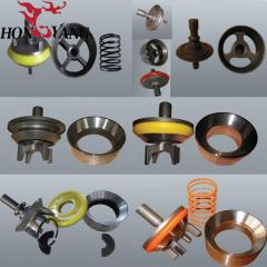 Components for gas equipment