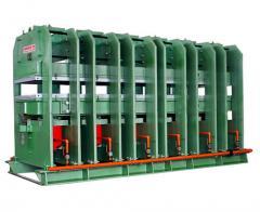 Conveyor Belt Making Machinery