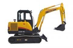 挖掘机--JL50-5C液压挖掘机