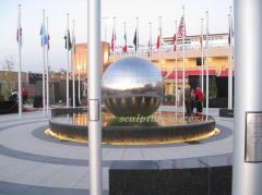 Fountain sculpture