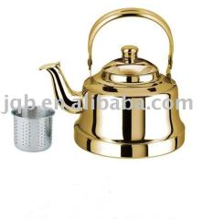 Stainless Steel Titanium Whistling Kettle