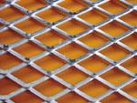 Construction fence mesh