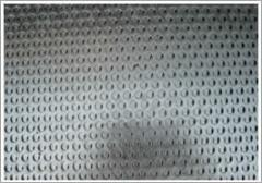 Steel (or aluminum) perforated angle with a mesh