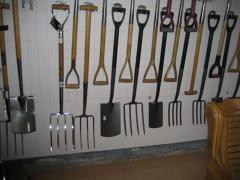 Planting forks