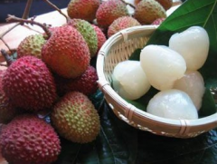 Chinese fresh Litchi fruit