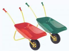 Domestic wheelbarrows