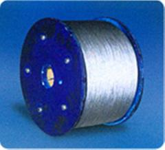 Steel rope for aircraft