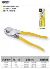 Shears for cable
