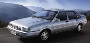 商务车 - 桑塔纳2000