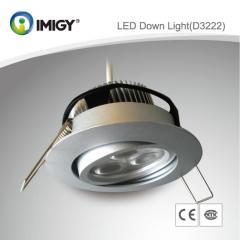 LED Down Light 3*2W