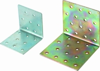 Pre-galvanized angle bracket