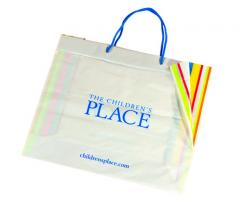Sacks, packets, bags, plastic