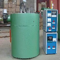 燃油坩锅熔铅炉