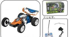 Toys with radio control