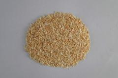 Dehydrated garlic granule