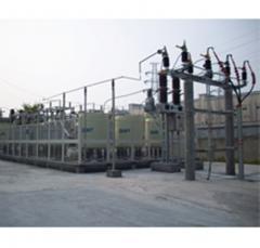 Blocks of condensers