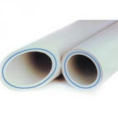 Polypropylene plumbing pipes
