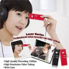 Digital Voice Recorder with Video Recording and