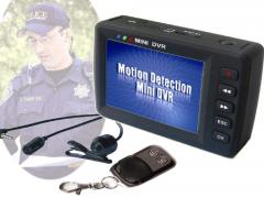 Devices of detection of surveillance observation