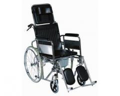 Invalid wheelchairs with medical device