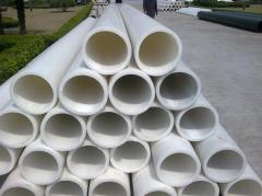 Polypropylene pipes for heating