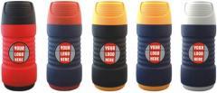 Cans, flasks made of polyethylene, plastics,