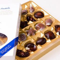 白丽人贝壳巧克力