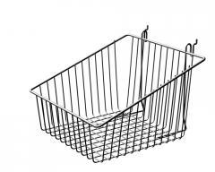 Multi-Purpose wire mesh Display Basket 12x8x4