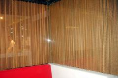 Stainless Steel Curtain Wire Mesh