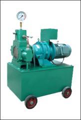 2DSY大流量电动试压泵