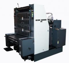 WEIHAI HAMADA66 真正高品质的重型印刷机