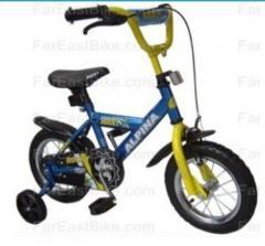 四轮儿童自行车