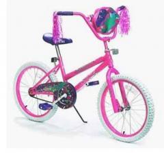 女童自行车