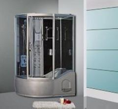 Hydromassage shower cabins