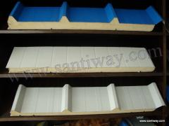 Products heat-insulated polyurethane foam