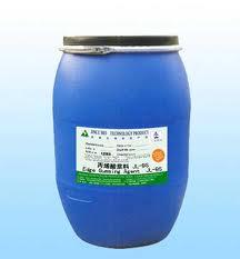 丙 烯 酸浆料