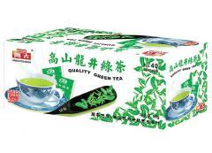 Tea black packed